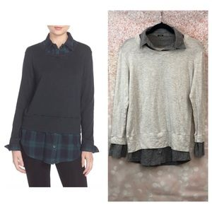 Monrow | Double Layered Sweatshirt